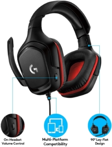 G332 Gaming Headset Test