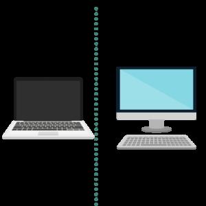 Vorteile Laptop mit Vorteile Computer gegenübergestellt