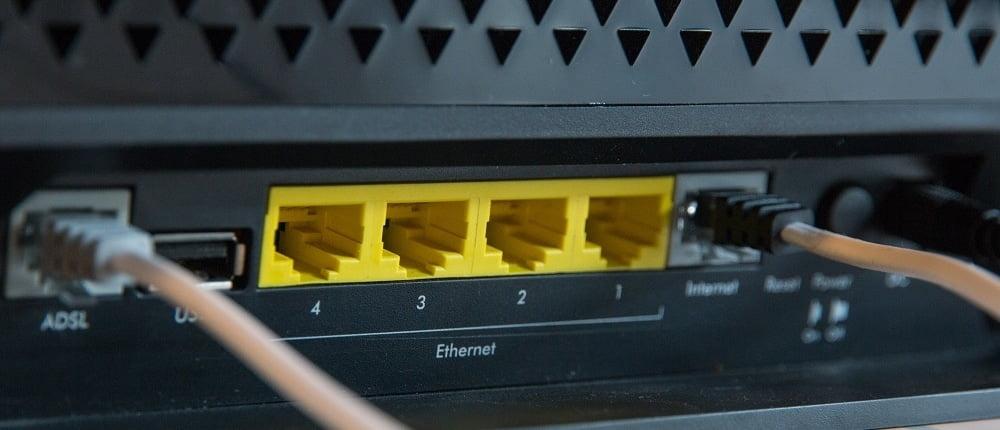Vorteile Router LAN-Verbindung