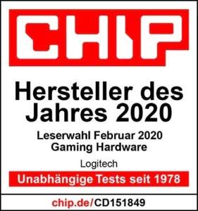 Chip Auszeichnung G533 Headset Logitech Review