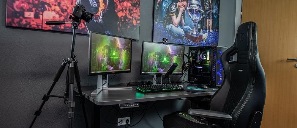 Gaming Zimmer einrichten
