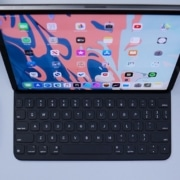 Laptop mit abnehmbaren Bildschirm